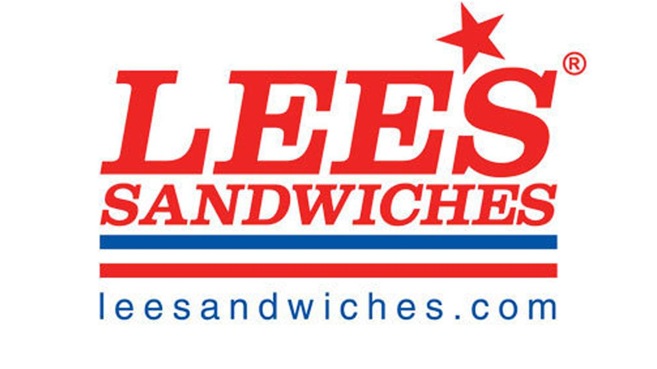Lees Sandwiches logo is seen in this file photo.