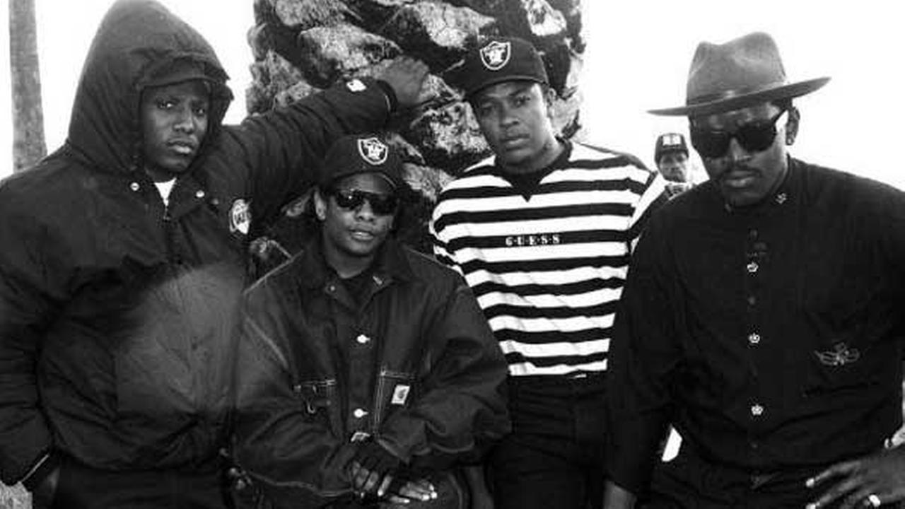 NWA is seen in this undated file photo provided by the BET Experience.