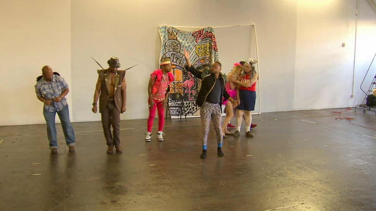 The Strindberg Laboratory, a non-profit theatre company, works with people overcoming homelessness or drug addictions to help bring their voices and experiences on stage.