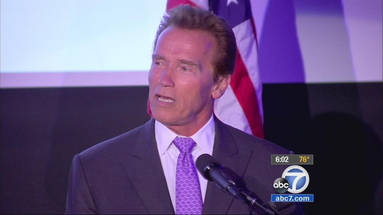 In an interview with Howard Stern, Arnold Schwarzenegger said his divorce from Maria Shriver is his biggest failure.