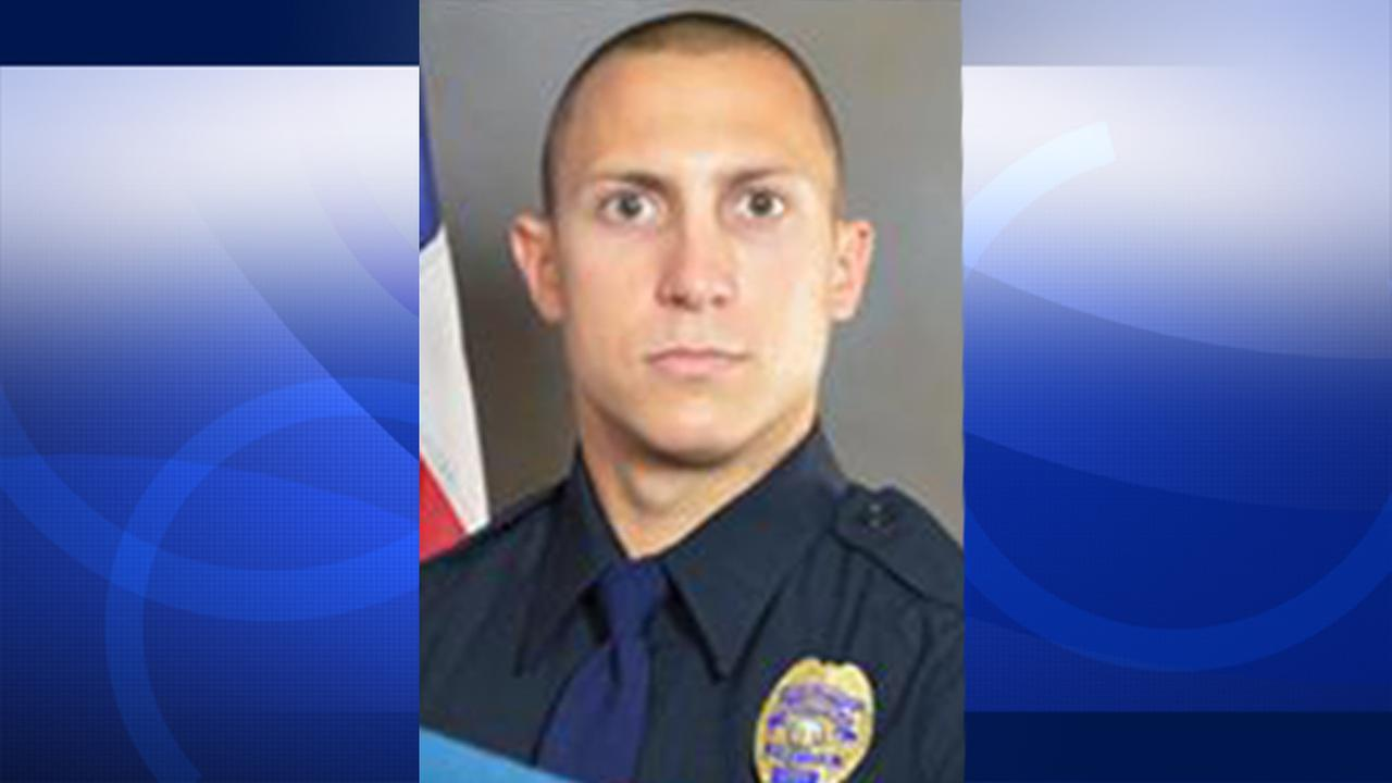Bakersfield Police Officer David Nelson is shown in this undated file photo.