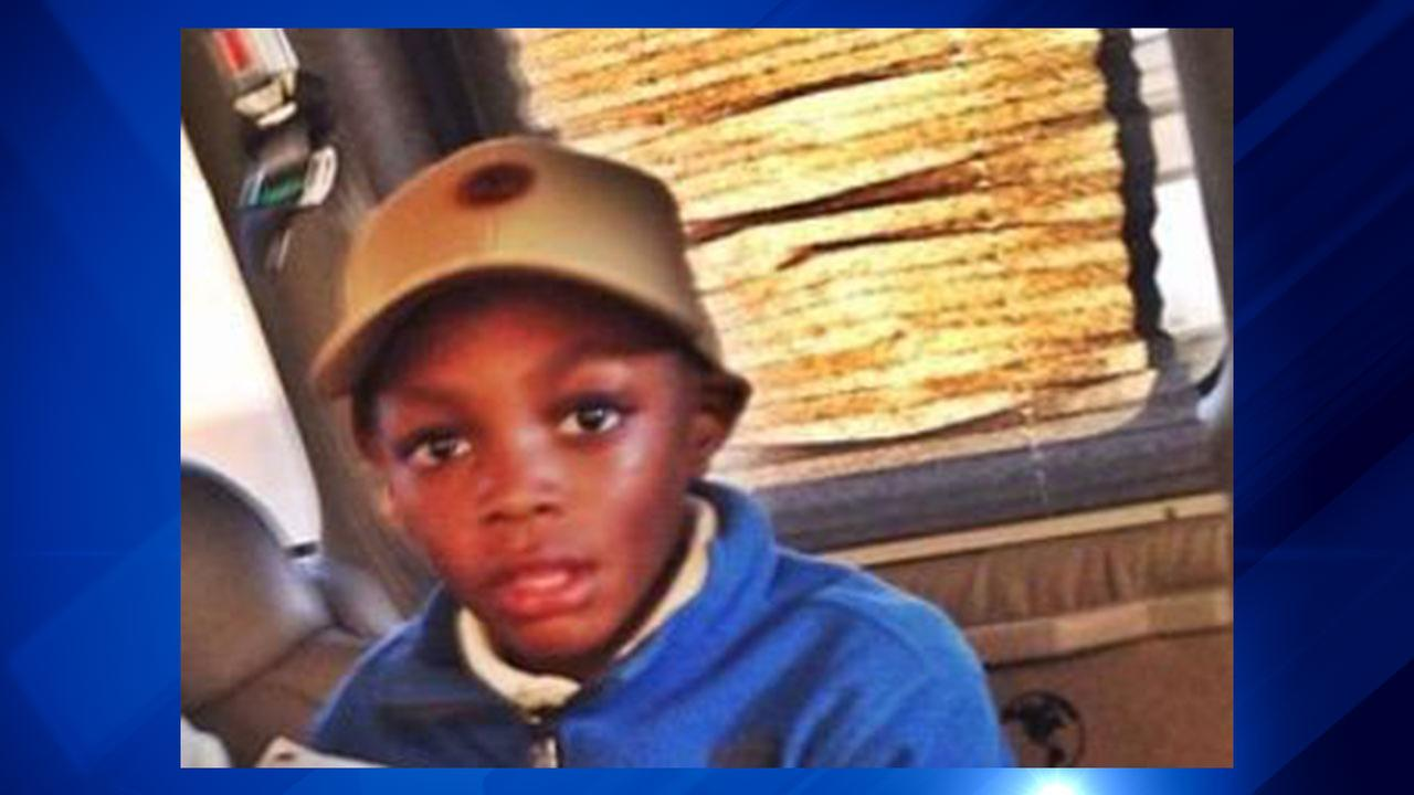 Amari Brown, 7, was shot Saturday, July 4, 2015, in Humboldt Park in Chicago.