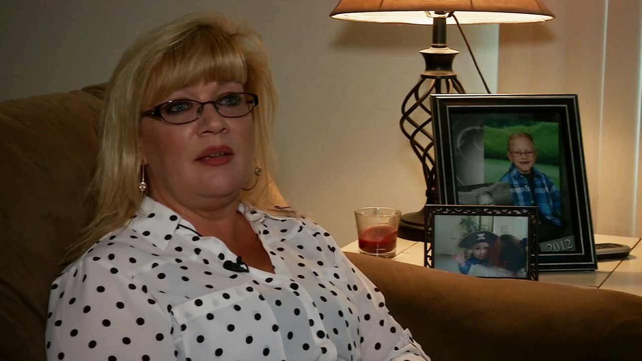 Carrie Hoover reached out to Eyewitness News in hopes of pleading with the thief who stole an external hard drive which contained priceless memories of her late son.