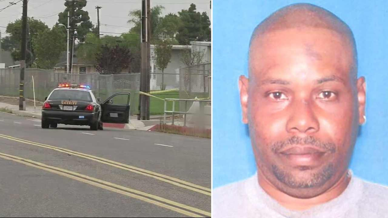 James Scott, 44, of Venice was fatally shot in the 3300 block of Marine Avenue in Gardena Wednesday, July 8, 2015.