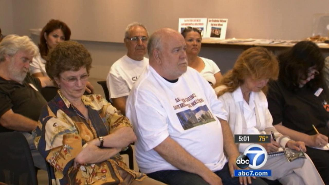 A group of Hollywood residents gathered to discuss quality of life issues in the community about a week after the apparently random shooting of a 30-year-old woman.