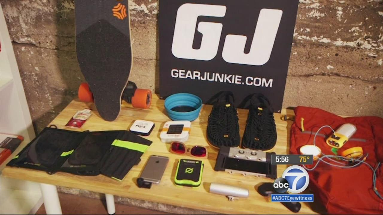 According to an Outdoor Industry Association study, 70 percent of consumers use high-tech apps and gadgets during outdoor activity.