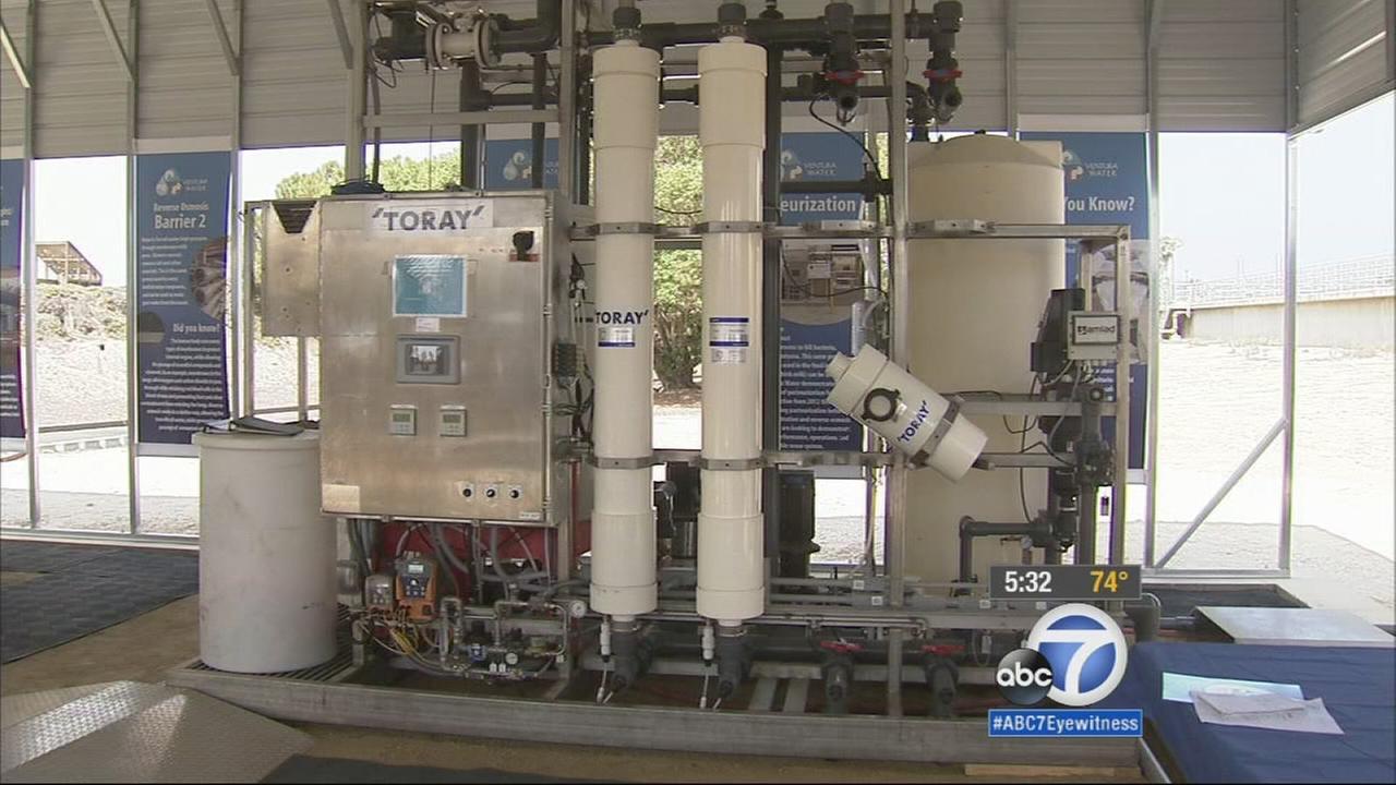 Ventura Water Pure Potable Reuse Facility