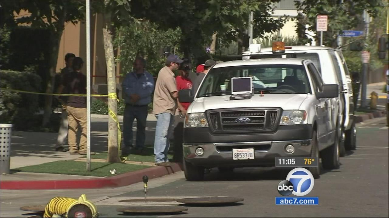 Crews trying to restore power in Long Beach experienced a setback overnight as the widespread outage entered its third day.