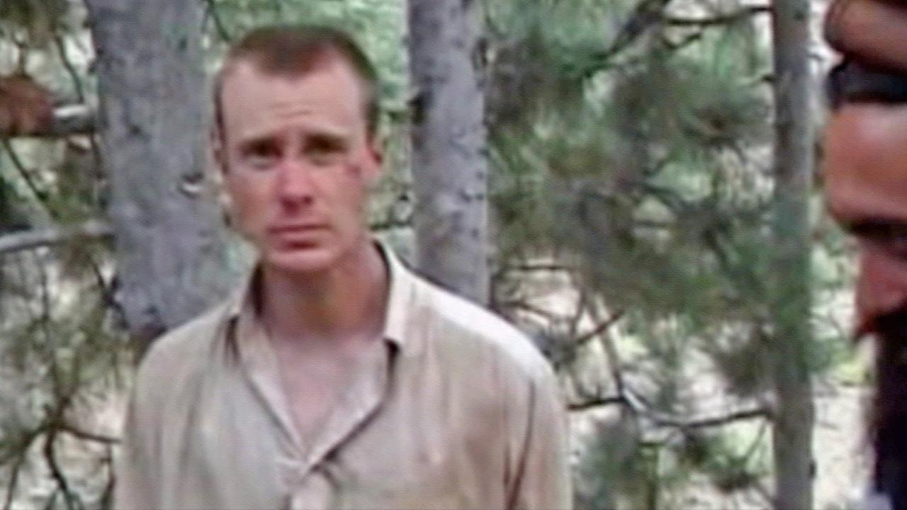 Sgt. Bowe Bergdahl is seen in this undated file photo.