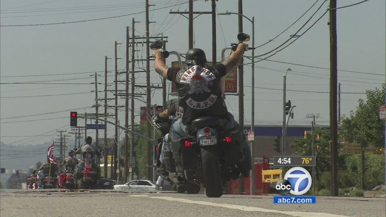 Motorcyclists will pack the small South Dakota town of Sturgis next week for the largest annual motorcycle event in the world, the 75th Annual Sturgis Motorcycle Rally.