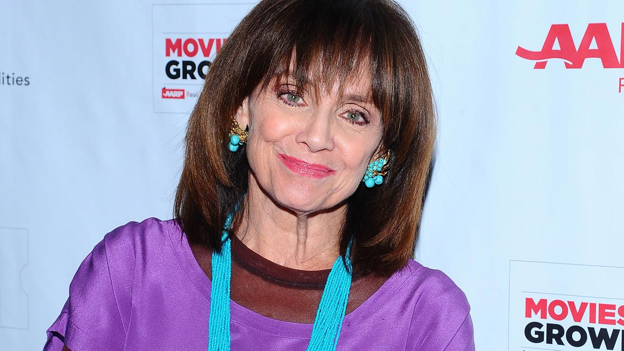 Valerie Harper arrives at the AARP Movies for Grownups Film Showcase at Regal Cinemas L.A. LIVE on Friday, November 7, 2014 in Los Angeles.