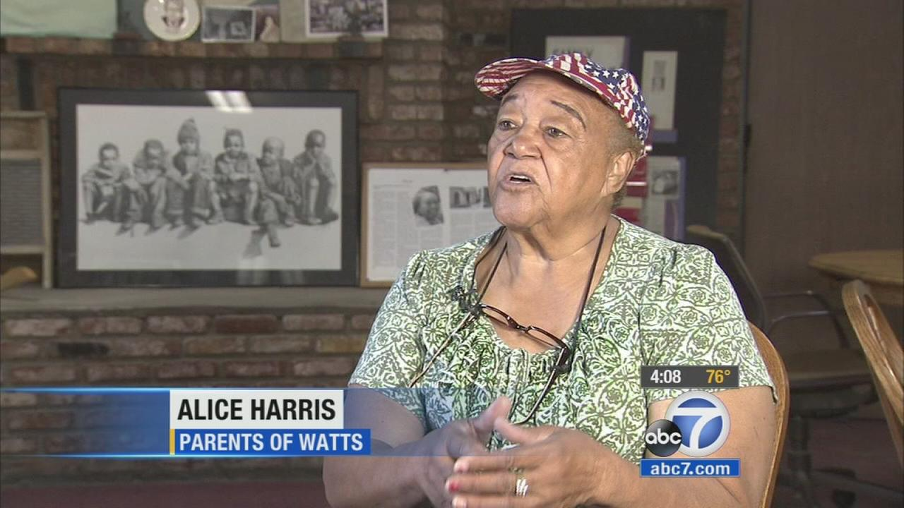 It was 50 years ago Tuesday night that Watts erupted in rioting, fires and deadly violence. ABC7s Robert Holguin spoke to some residents who were there that night about what has changed and what they hope to see change in the future.