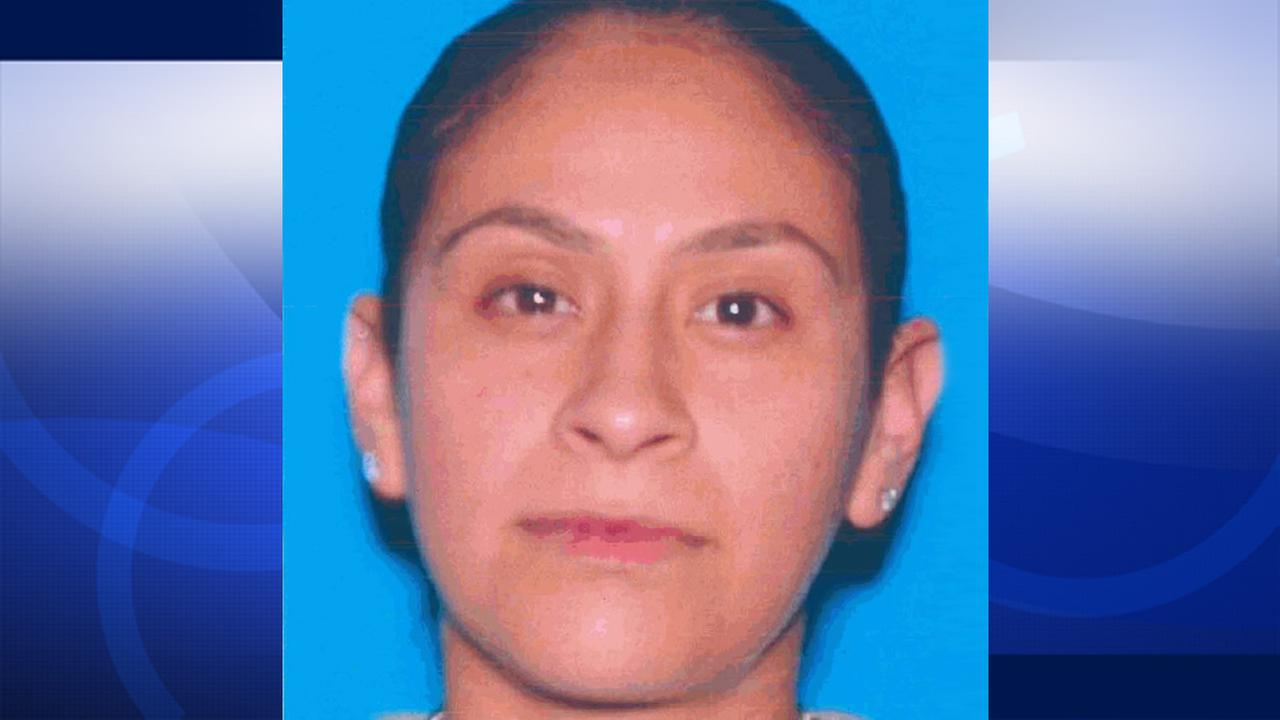 Desiree Ramirez is seen in this photo from the California Department of Motor Vehicles.