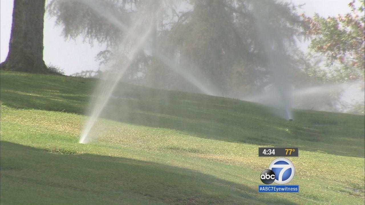 The Rose Hills cemetery in Whittier has announced it will use recycled water to irrigate its lawns, help our drought crisis and keep clean water flowing into homes.