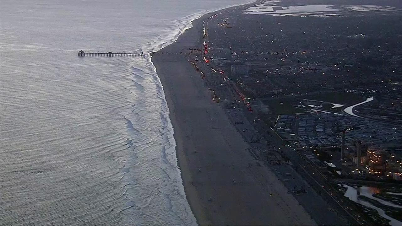 The 8.3-magnitude earthquake in Chile triggered a tsunami advisory for parts of the Southland coast.