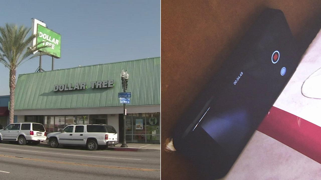 Dollar Tree Manager Arrested After Secret Camera Found In Bathroom - Bathroom store los angeles