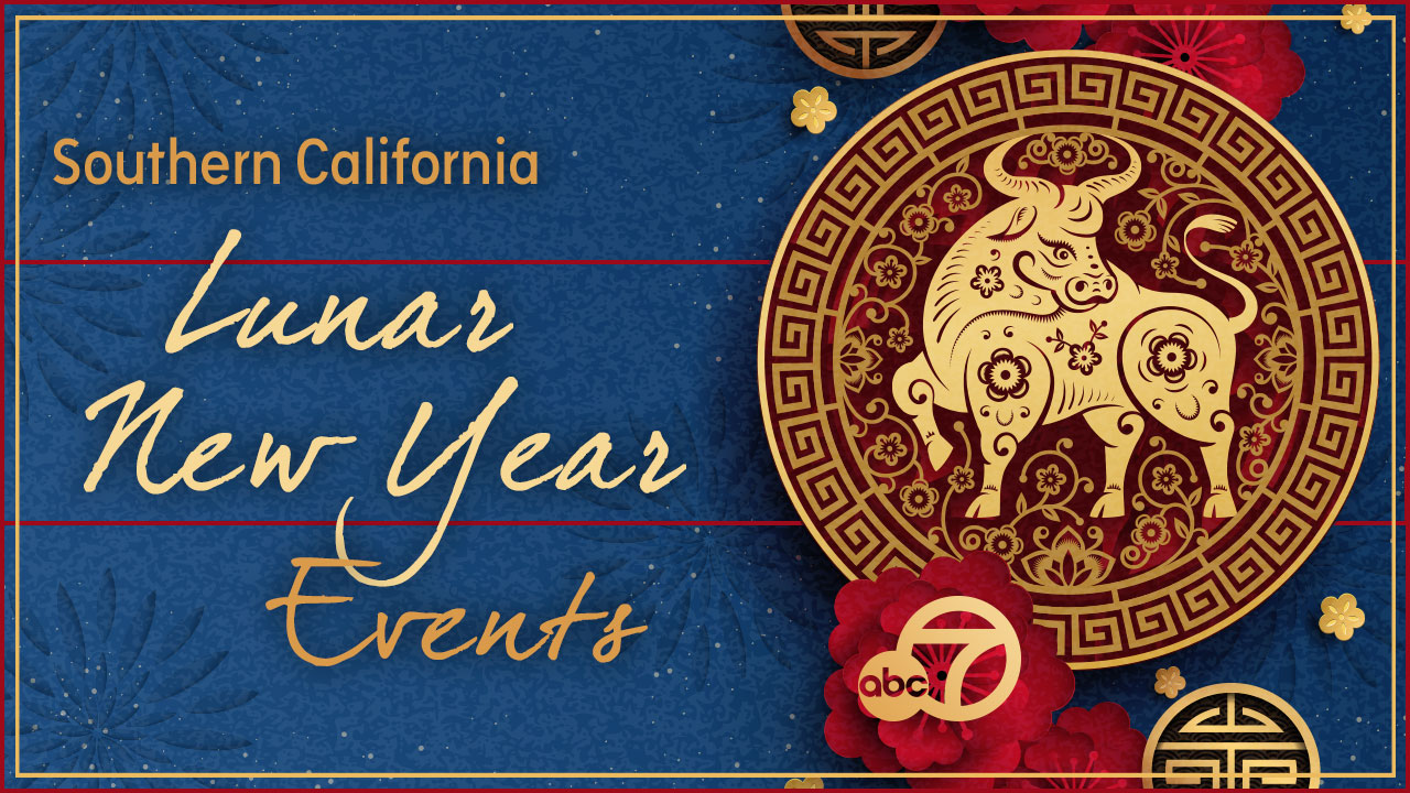 Lunar New Year events in Southern California