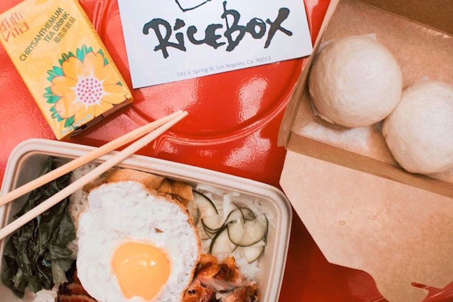 RiceBox. | Photo: Nicole A./Yelp