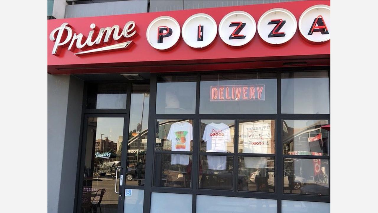 Get Pizza And More At Little Tokyo's New 'Prime Pizza'