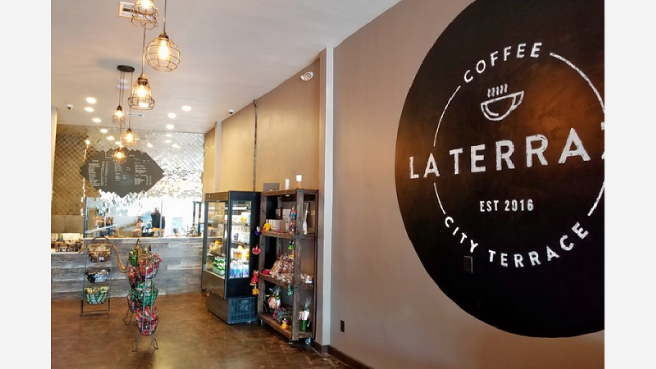 'La Terraza Café' Brings Art, Coffee And More To East LA