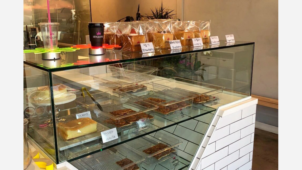 'Mumu Bakerycafe' Now Open In Koreatown