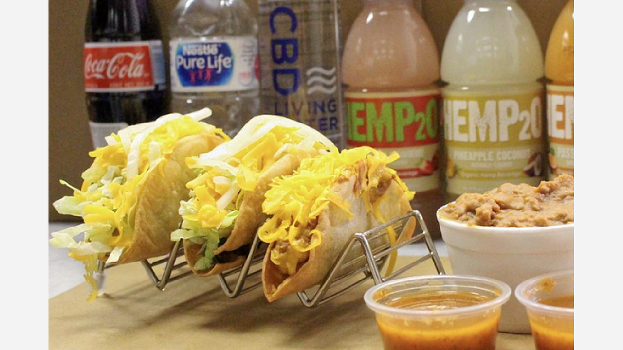 Get Tacos And More At Downtown's New 'Medtillas Taco Shop'