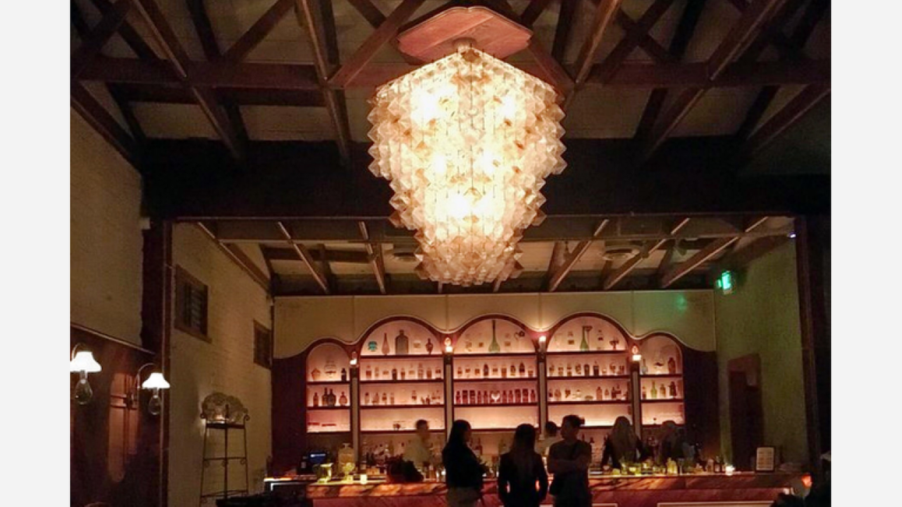 New Fashion District Cocktail Bar 'Apotheke' Opens Its Doors