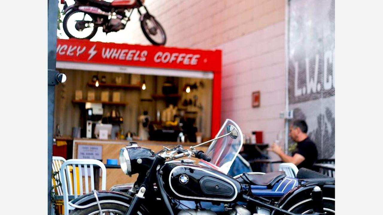 Photo: Lucky Wheels Coffee/Yelp