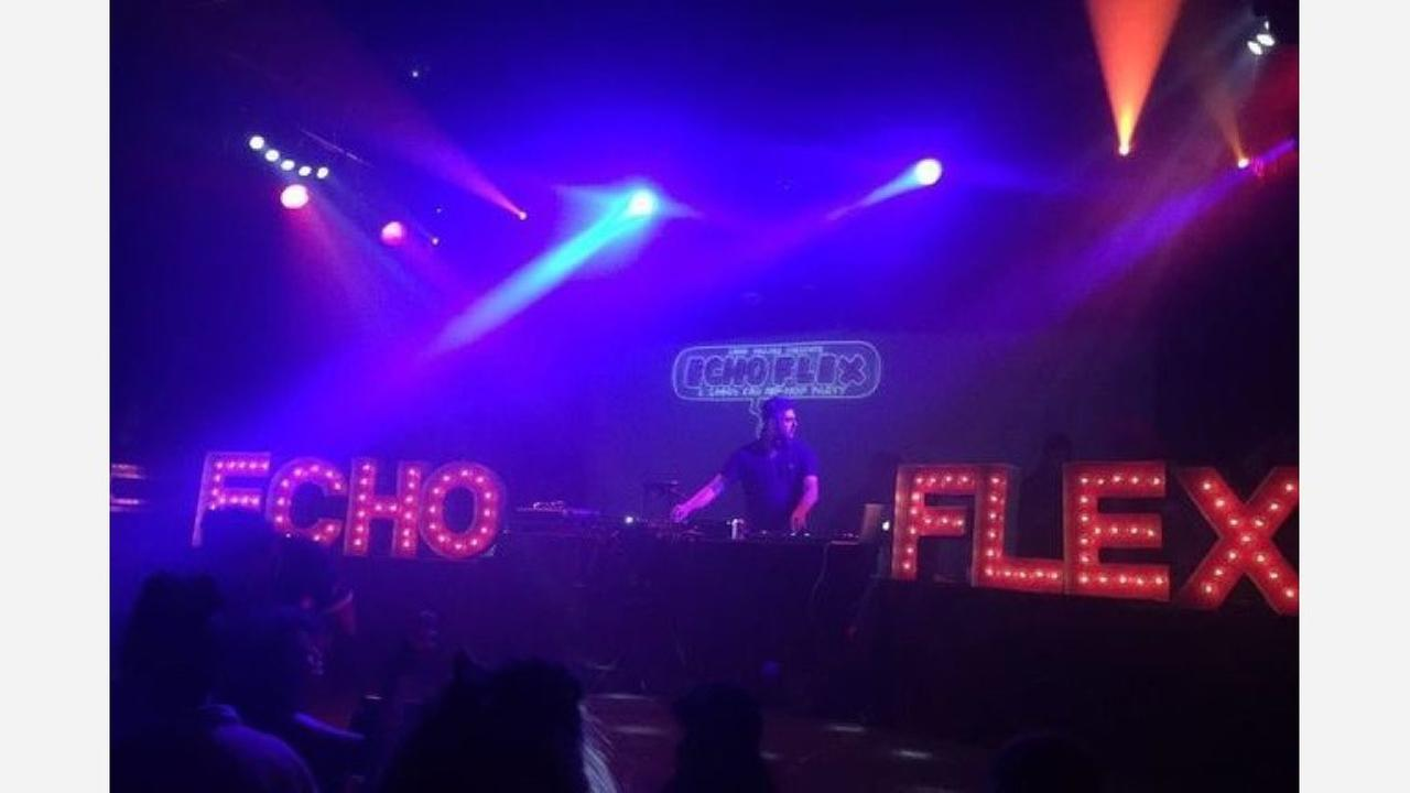 The Echo Flex hip-hop party at the Echoplex. | Photo: Gia T./Yelp