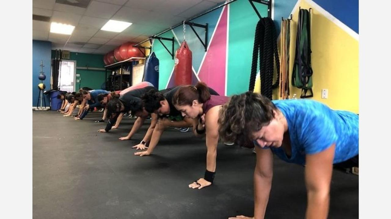 Photo: Sasha Strength Training/Yelp