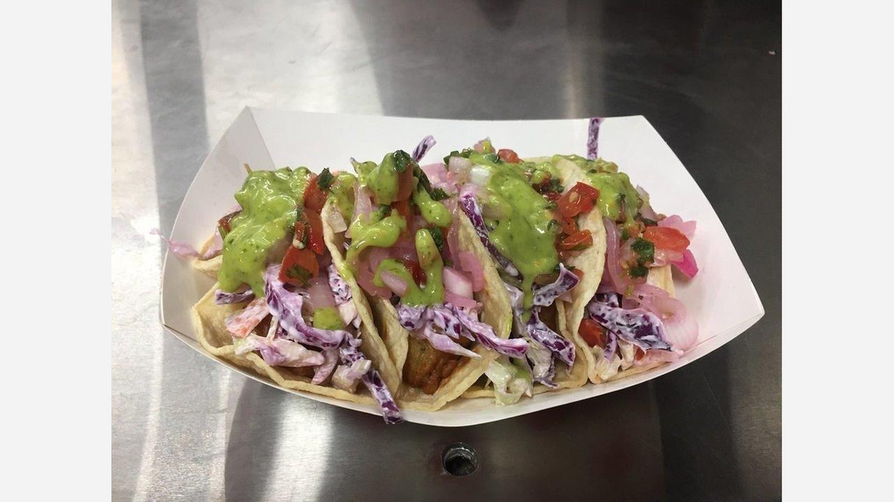 School Of Fish Tacos. Photo: Tina M. / Yelp