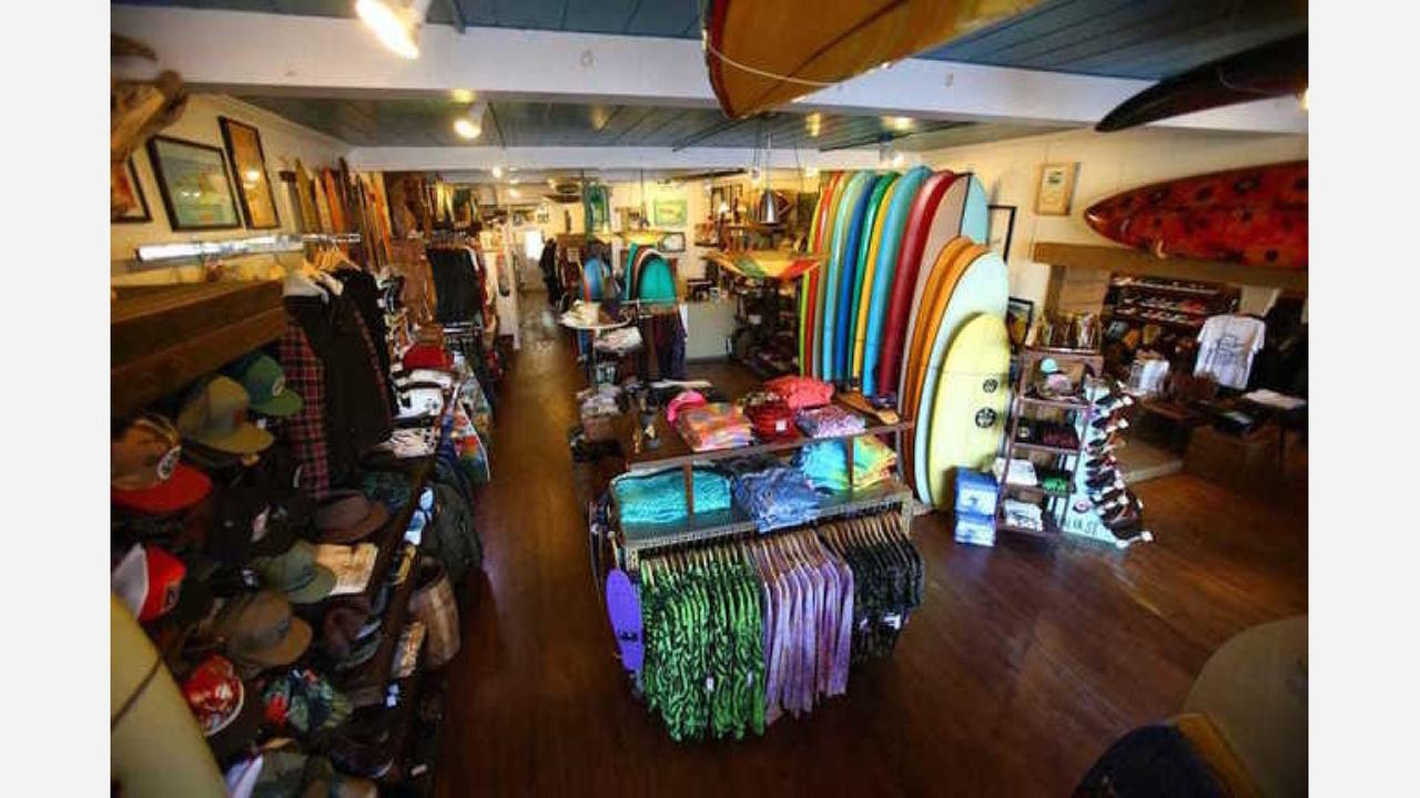 Thalia Street Surf Shop. | Photo: Mike F./Yelp