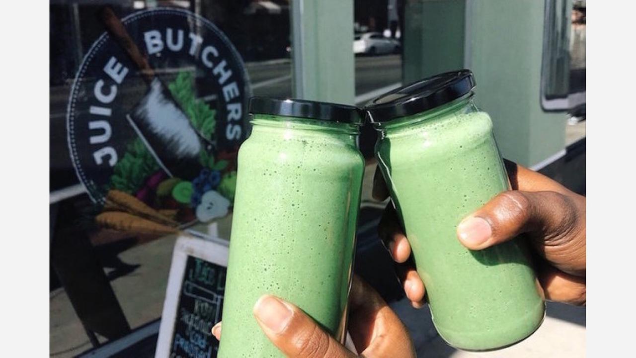 Juice Butchers.    Photo: Melissa C./Yelp