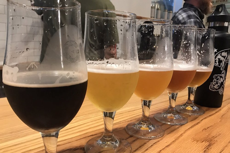 Gunwhale Ales. | Photo: Monica H./Yelp