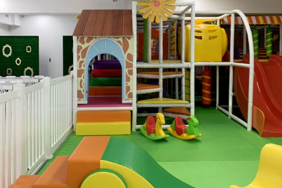 Photo: Nest Indoor Playground/Yelp