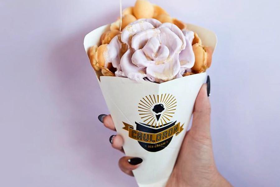 Photo: Cauldron Ice Cream/Yelp