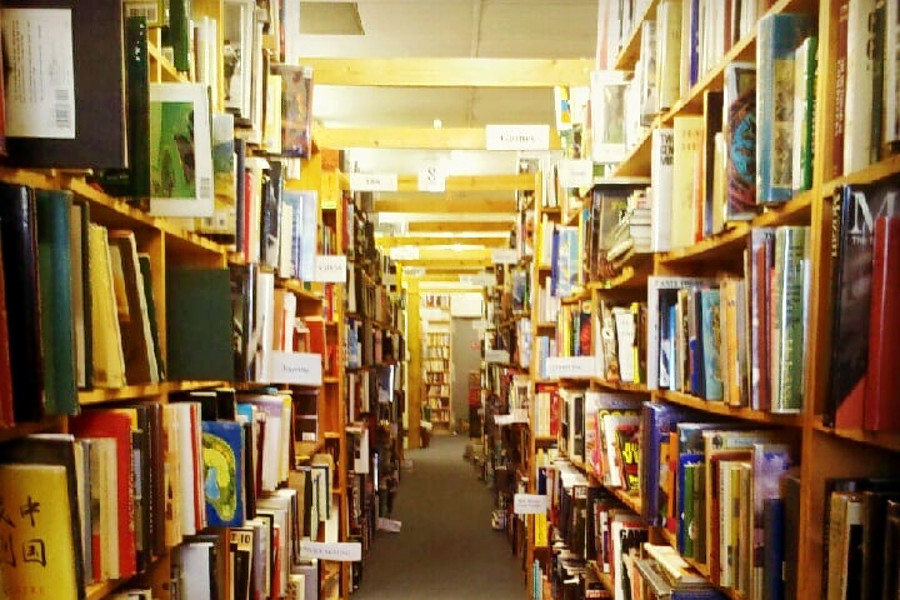 Bookman. |  Photo: Erika S./Yelp