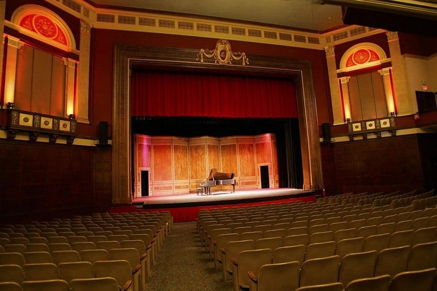 Wilshire Ebell Theatre. | Photo: Melissa B./Yelp