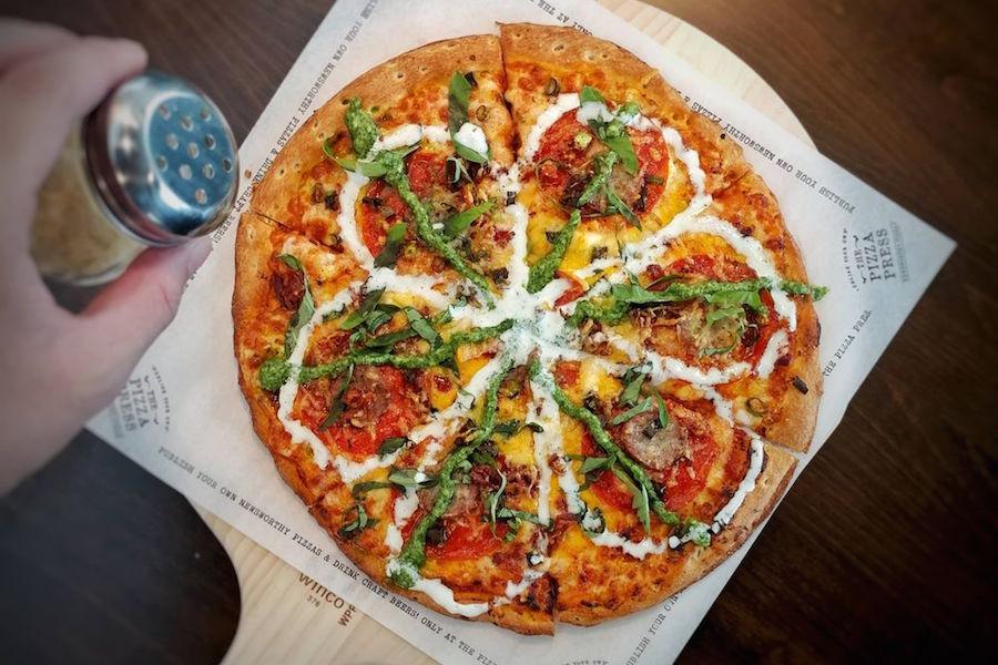 Photo: The Pizza Press/Yelp