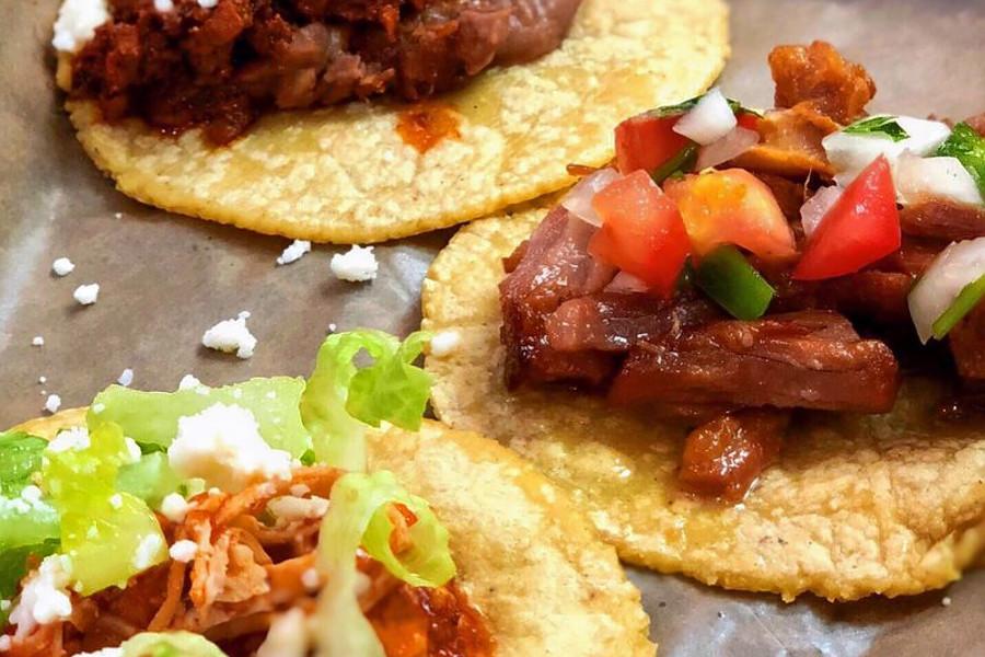 Bad Son Tacos. | Photo: