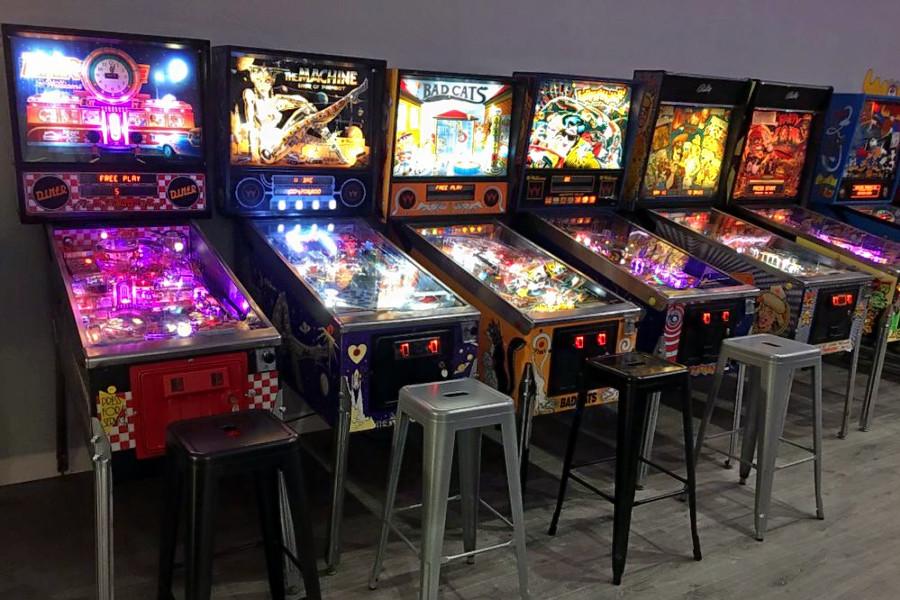 Photo: Free Play Pinball/Yelp