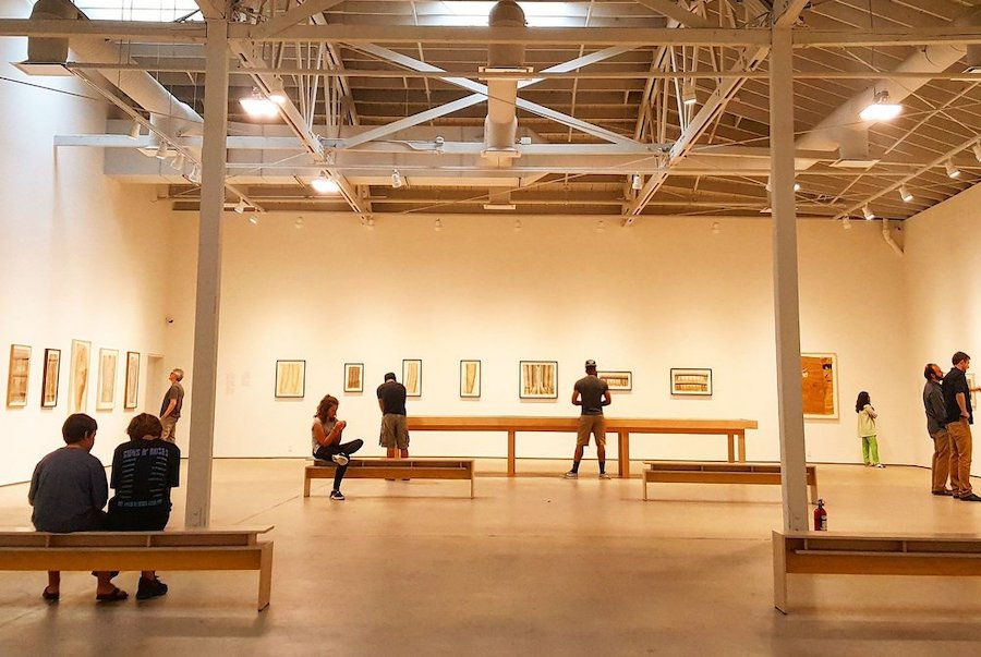 Institute of Contemporary Art. | Photo: Anne Explores LA +/Yelp