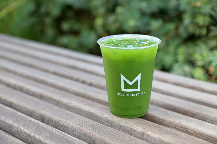 Photo: Midori Matcha Cafe/Yelp