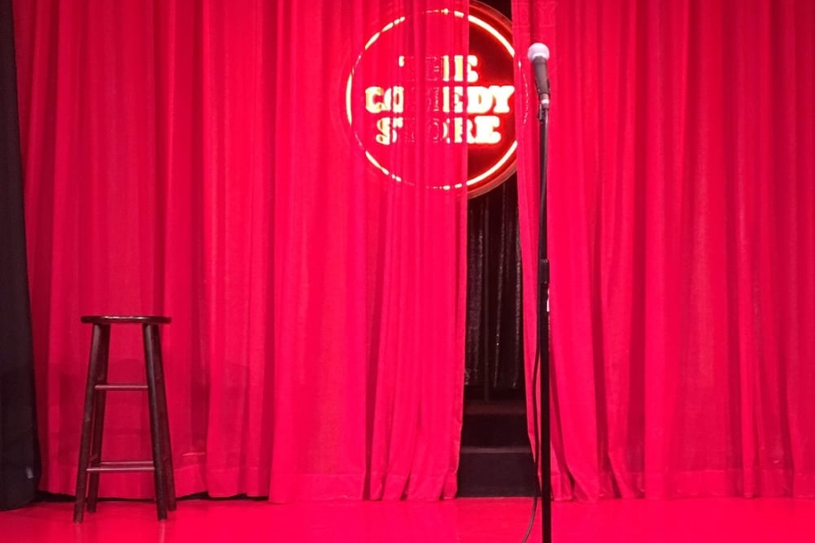 The Comedy Store. | Photo: Donna A./Yelp