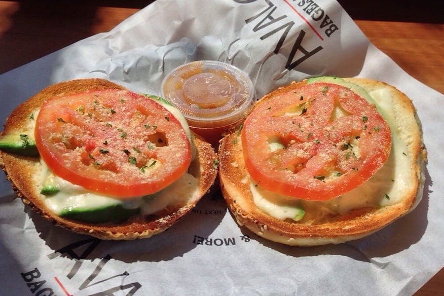 Avalon Bagels To Burgers. | Photo: Pankti P./Yelp