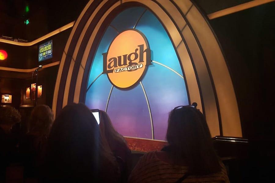 The Laugh Factory. | Photo: Nicole B./Yelp