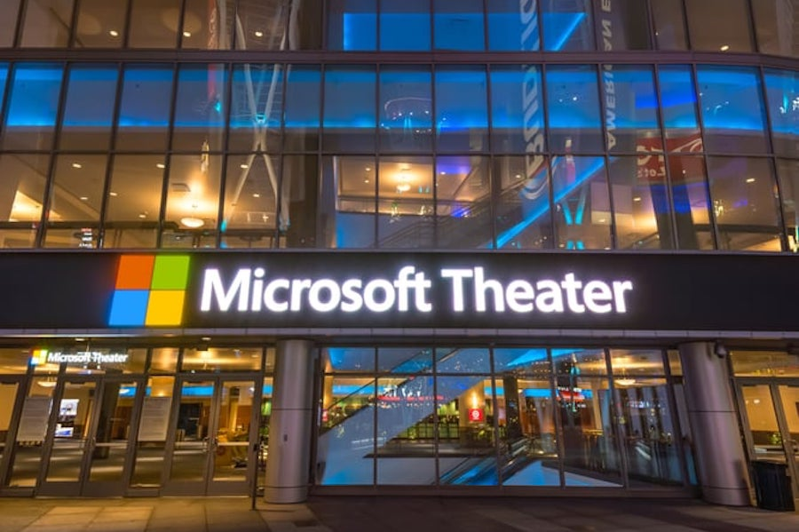 Photo: Microsoft Theater/Yelp
