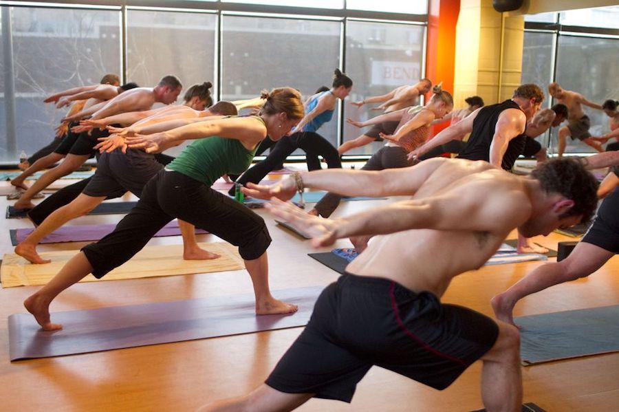 Photo: CorePower Yoga/Yelp