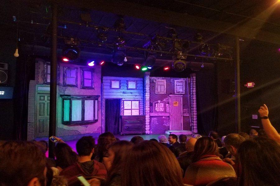 The Cupcake Theater. | Photo: David V./Yelp
