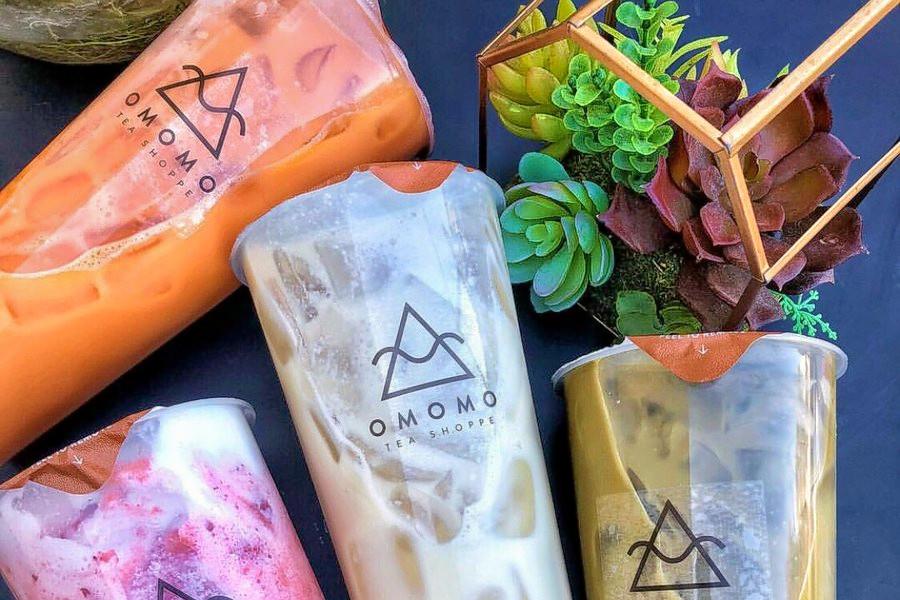 Omomo Tea Shoppe. |  Photo: Leslie X./Yelp